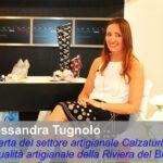 Un viaggio nel mondo calzaturiero italiano con l'imprenditrice Alessandra Tugnolo